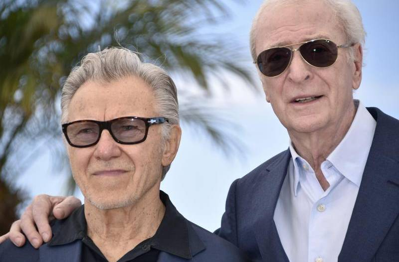 Große Gefühle - Michael Caine in Cannes